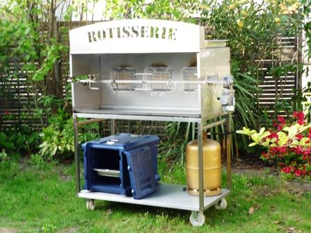 Tournebroche, restogrill, mobifgrill, loire, roanne, france, restogril, resto-grill, resto-gril