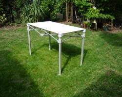 Table pliante, mobilier, mobifgrill, loire, roanne, france, traiteur, restaurateur, boucher