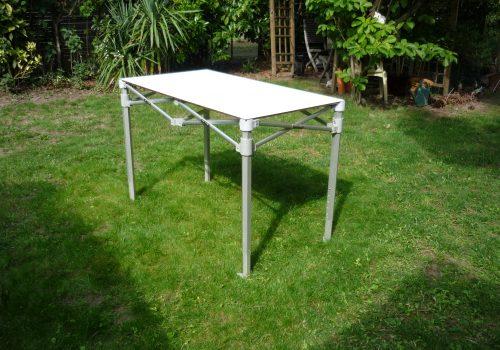 Table pliante, mobilier, mobifgrill, loire, roanne, france, traiteur, restaurateur, boucher