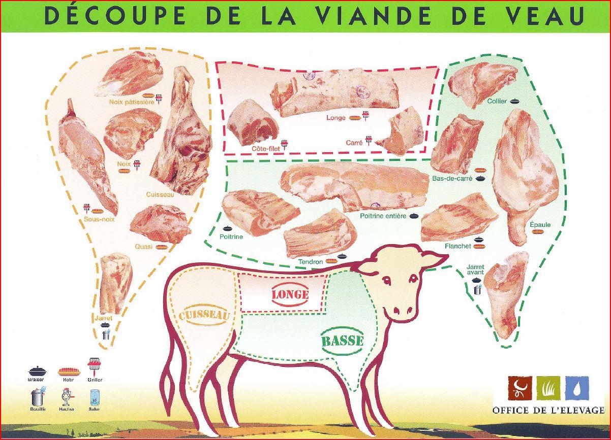 Comment bien choisir son morceau de viande mobigrill - Comment couper de la viande congelee ...