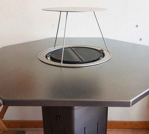table plancha octo 2 - mobigrill