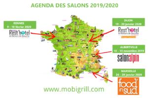 carte des salons Mobi-Grill 2020