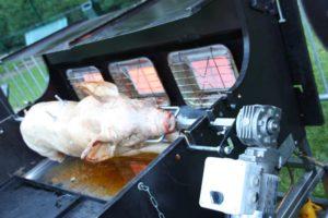 check list du professionnel du tournebroche moteur tourne broche mobi grill